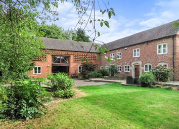 Thumbnail 5 bed barn conversion for sale in Barn Close, Castle Donington, Derby