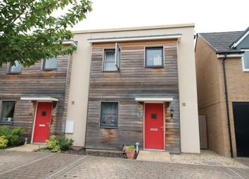 Thumbnail 3 bed semi-detached house for sale in Ashbrittle Road, Brockworth, Gloucester