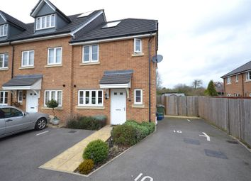 Thumbnail 3 bedroom end terrace house for sale in Alpine Close, Epsom