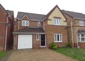 Thumbnail 4 bed detached house for sale in Chapel Hill Court, Sleaford