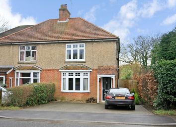 Thumbnail 2 bed semi-detached house for sale in Grange Cottages, Broad Oak, Botley