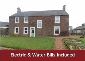 Thumbnail 4 bedroom detached house to rent in Seat Hill Farm House, Irthington, Carlisle, Carlisle