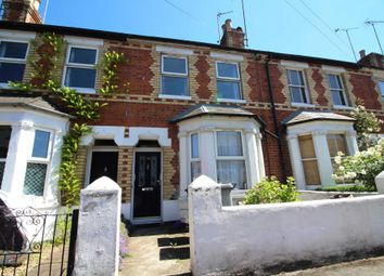Thumbnail 4 bedroom terraced house to rent in Lynmouth Road, Reading