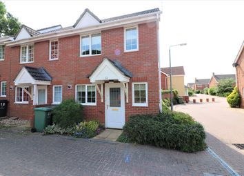 Thumbnail 2 bedroom end terrace house to rent in Masefield Mews, Dereham