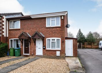 Thumbnail 2 bed end terrace house for sale in Hollybrook Gardens, Locks Heath, Southampton
