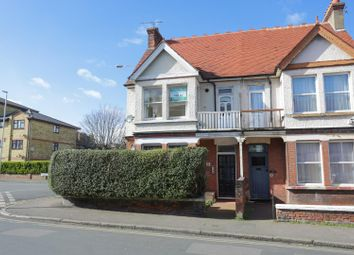 Thumbnail 1 bedroom flat for sale in Wyndham Avenue, Cliftonville, Margate
