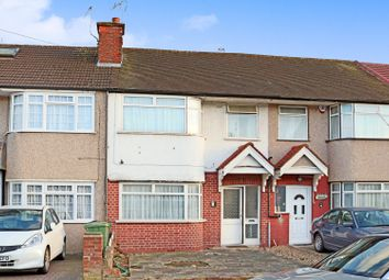 Thumbnail 3 bed terraced house for sale in Leamington Crescent, Harrow