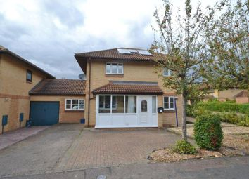 3 bed detached house for sale in Goodwood, Great Holm, Milton Keynes, Buckinghamshire MK8
