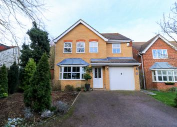 Thumbnail 4 bed terraced house for sale in Lovering Road, Cheshunt