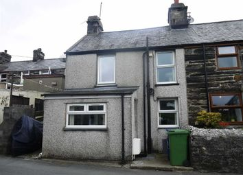Thumbnail 2 bed terraced house to rent in Penrhyndeudraeth