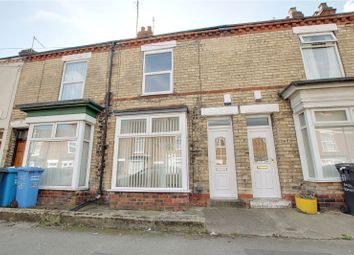 Thumbnail 3 bed terraced house to rent in Melbourne Street, Hull