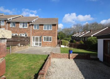 Thumbnail 3 bed semi-detached house for sale in Nevill Green, Uckfield