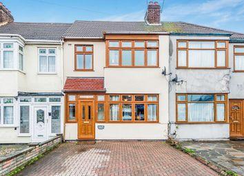 Thumbnail 3 bedroom terraced house for sale in Rainham Road, Rainham