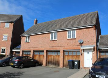 Thumbnail 2 Bedroom Detached House For Sale In Ickworth Close Daventry