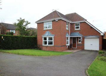 Thumbnail 4 bed detached house for sale in Picasso Rise, Meir Park, Stoke-On-Trent