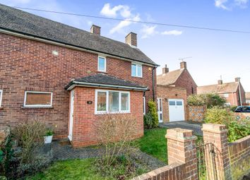 Thumbnail 3 bedroom semi-detached house for sale in Pemerton Road, Basingstoke