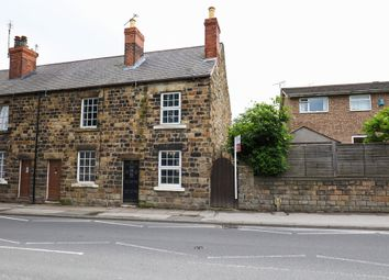 Thumbnail 2 bedroom end terrace house for sale in High Street, Eckington, Sheffield