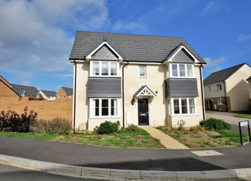 Thumbnail 3 bedroom end terrace house for sale in Pintail Close, Bude