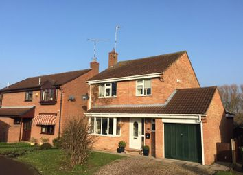 Thumbnail 4 bedroom detached house for sale in Field Close, Littlethorpe, Leicester