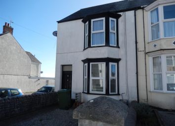 Thumbnail 2 bed flat for sale in Channel View Road, Portland