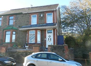 Thumbnail 4 bed end terrace house for sale in Brynheulog Terrace, Aberaman