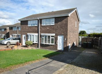 Thumbnail 2 bedroom semi-detached house for sale in Everetts Close, Tickhill, Doncaster
