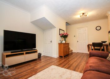 Thumbnail 2 bed semi-detached house for sale in Hillcrest Close, Worlingham, Beccles