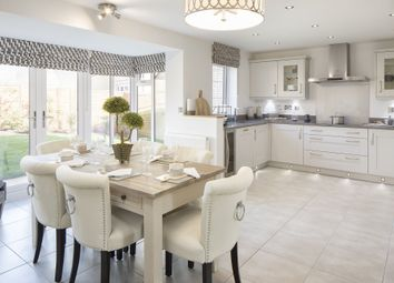 "Thumbnail 4 bedroom detached house for sale in ""Holden"" at Priorswood, Taunton"