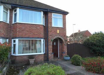 Thumbnail 3 bed end terrace house for sale in Pinewood Avenue, Blackpool