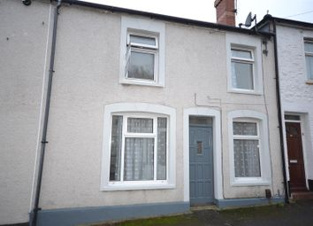 Thumbnail 2 bed terraced house to rent in Hunter Street, Barry