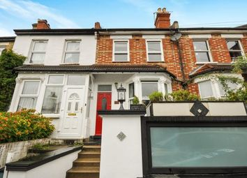 Thumbnail 3 bed terraced house for sale in Churchill Road, South Croydon, .