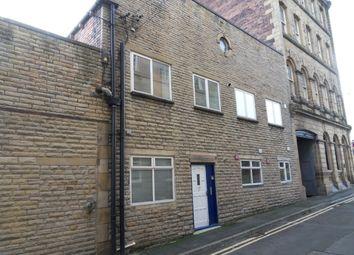 Thumbnail 1 bed flat for sale in Croft Street, Dewsbury, Wakefield