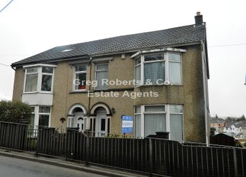 Thumbnail 4 bedroom semi-detached house for sale in Beaufort Road, Tredegar, Blaenau Gwent
