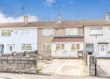 Thumbnail 3 bed terraced house for sale in Blackthorn Road, Hartcliffe, Bristol