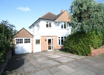 Thumbnail 4 bed detached house for sale in Kingsmead Road, Knighton, Leicester