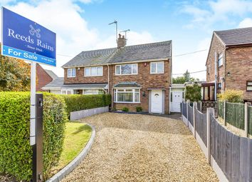 Thumbnail 2 bed semi-detached house for sale in Ridgway Drive, Blythe Bridge, Stoke-On-Trent