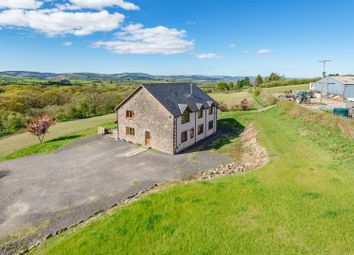 Thumbnail 4 bed property for sale in Tirabad, Llangammarch Wells