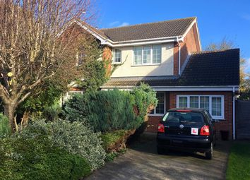 Thumbnail 4 bed detached house to rent in Herriot Way, Thirsk