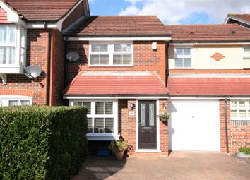 Thumbnail 3 bed terraced house for sale in Madresfield Court, Shenley, Radlett