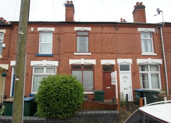 Thumbnail 4 bedroom terraced house to rent in Broomfield Road, Earlsdon, Coventry