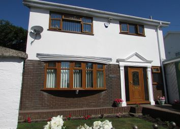 Thumbnail 4 bed detached house for sale in Cefn Parc, Neath, Neath Port Talbot.