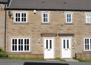 Thumbnail 3 bed terraced house to rent in Sharket Head Close, Queensbury, Bradford