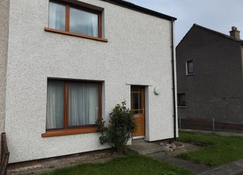 Thumbnail 2 bed end terrace house for sale in Wellington Avenue, Wick