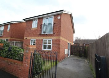 Thumbnail 3 bed detached house to rent in Falls Green Avenue, Manchester