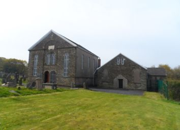 Thumbnail Leisure/hospitality for sale in Bethlehem Chapel, Fforestfach, Swansea