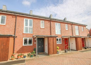 Thumbnail 2 bedroom terraced house for sale in Worcester Street, Berryfields, Aylesbury