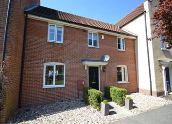 Thumbnail 3 bed terraced house to rent in Marauder Road, Old Catton, Norwich