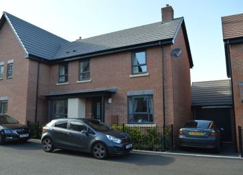 Thumbnail 3 bedroom semi-detached house for sale in Daker Row, Lawley Village, Telford, Shrophire.