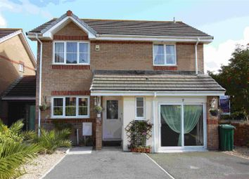 Thumbnail 4 bed detached house for sale in Shackleton Drive, Newquay