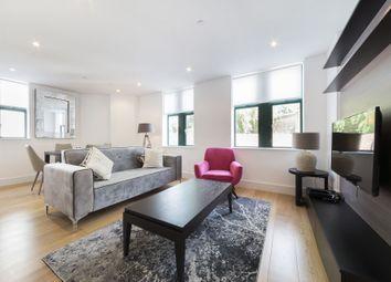 Thumbnail 1 bed flat to rent in 5 Metropolitan Crescent, Crescent Lane, London